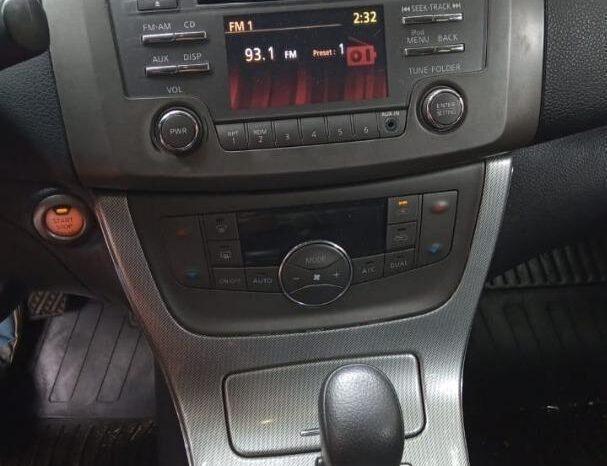 NISSAN SENTRA SR CVT PURE DRIVE lleno