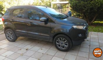 FORD ECOSPORT FREESTYLE 1.6L lleno